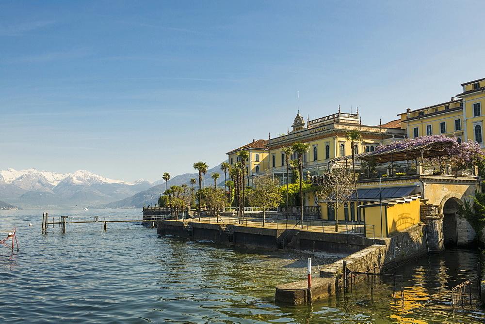 Villa Serbelloni, Bellagio, Lake Como, Lago di Como, Province of Como, Lombardy, Italy