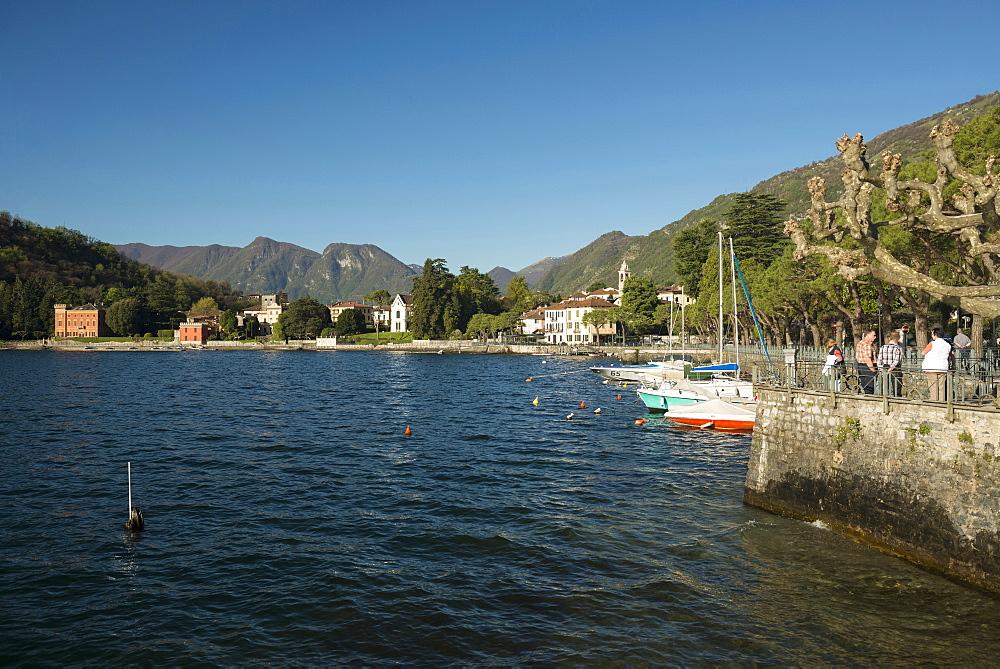 Lenno, Lake Como, Lago di Como, Province of Como, Lombardy, Italy