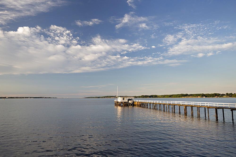 Kiel fjord, Baltic Sea, Kiel, Schleswig-Holstein, Germany