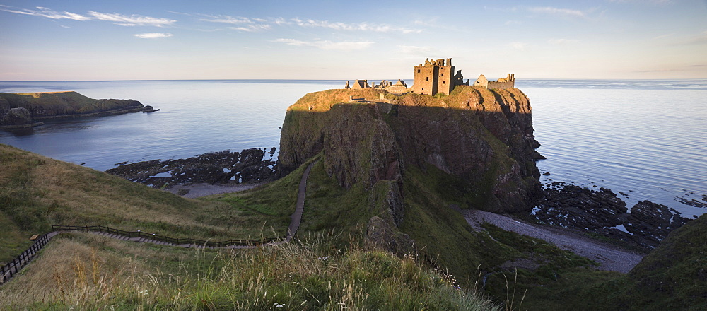 Dunnottar Castle, Stonehaven, Aberdeenshire, Scotland, United Kingdom