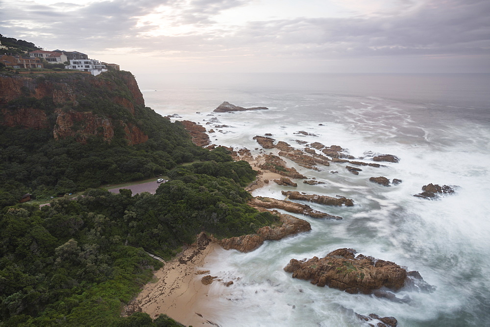 The Heads, Indian Ocean, Knysna, Western cape, South Africa