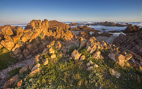 Buffels Bay, Indian Ocean, Knysna, Western cape, South Africa