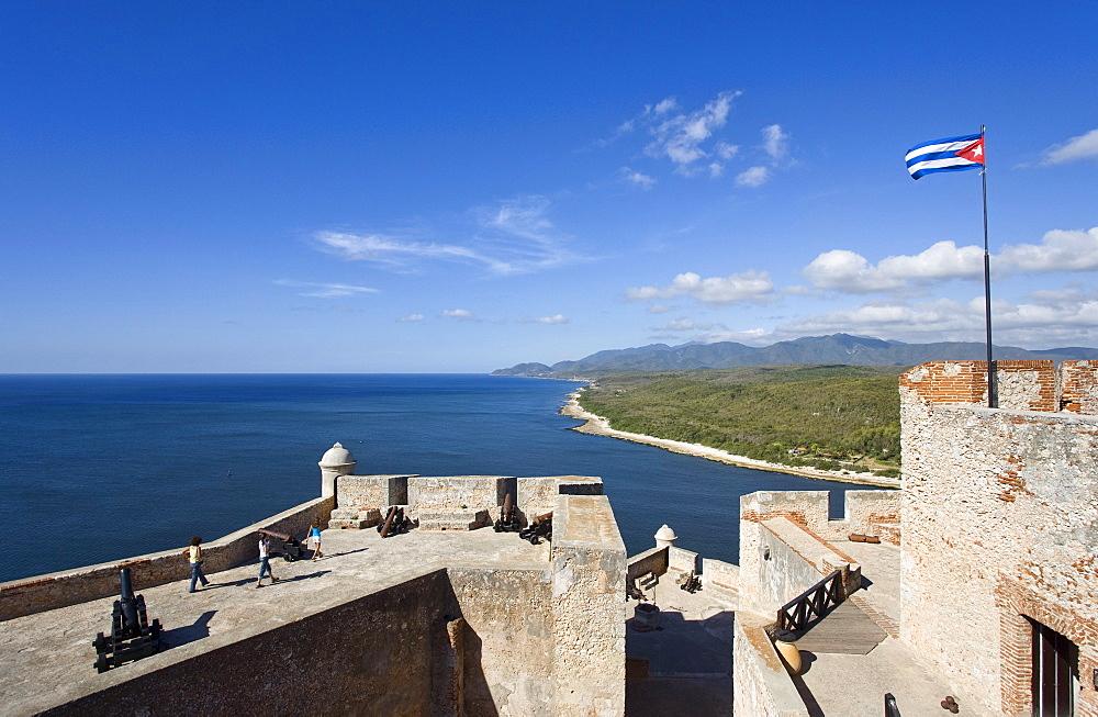 Castillio de San Pedro del Morro, Santiago de Cuba, Cuba, West Indies