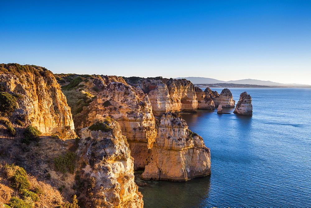 Ponta de Piedade, Lagos, Algarve, Portugal