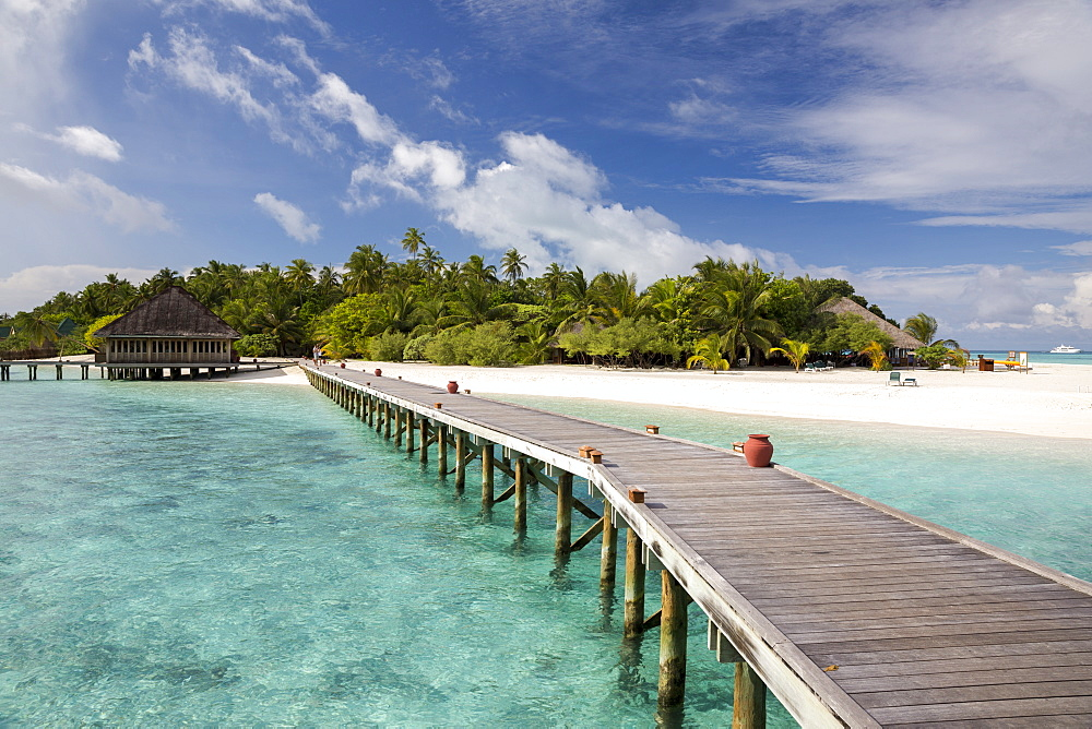 Meeru Island Resort, Meerufenfushi, North-Male-Atoll, Maldives