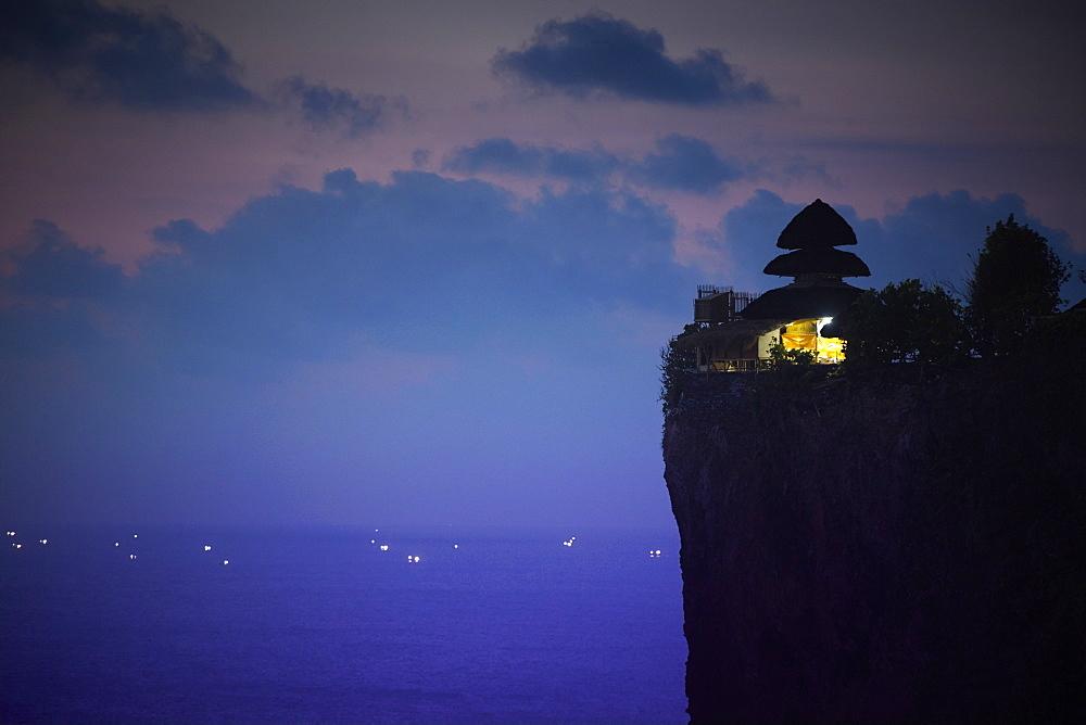 Temple of Uluwatu, Bali, Indonesia - 1113-102769