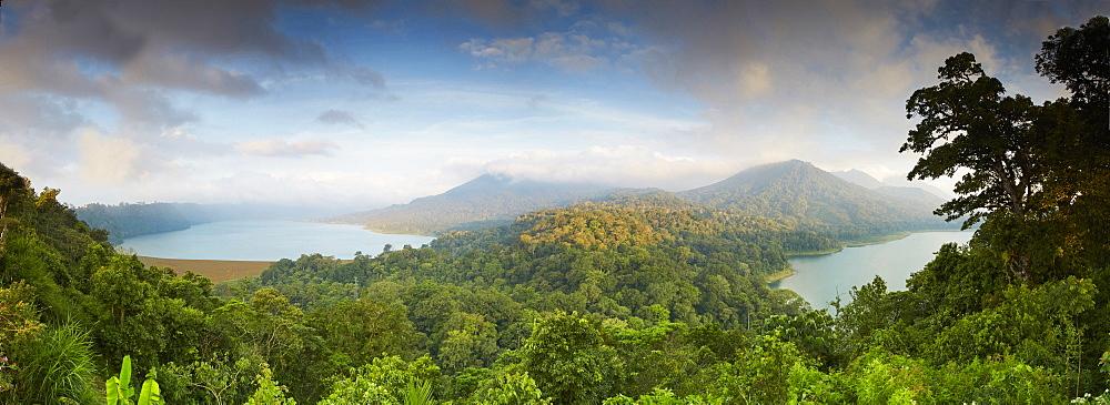 Buyan and Lake Tamblingan, Bali, Indonesia - 1113-102772