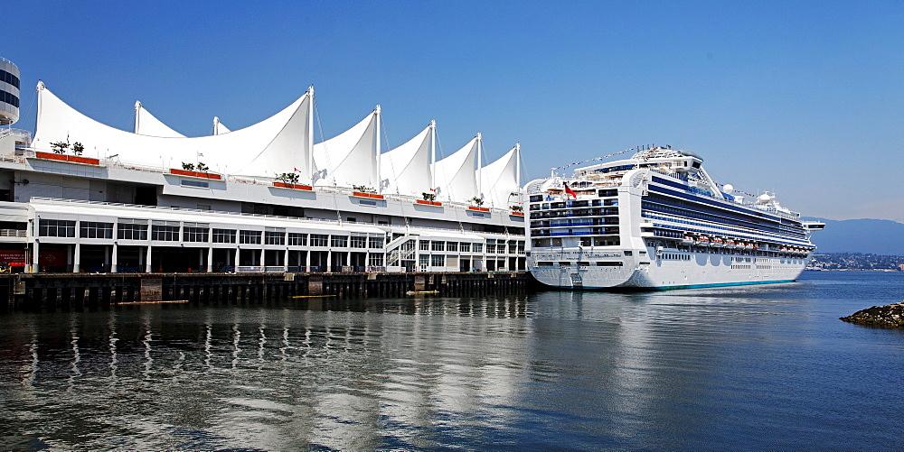 Port of Vancouver, Cruise Ship, Canada, North America