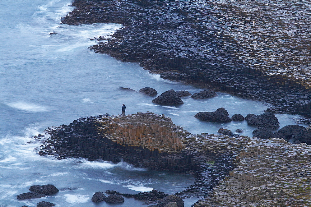 outdoor photo, Giant's Causeway, County Antrim, Ulster, Northern Ireland, Europe