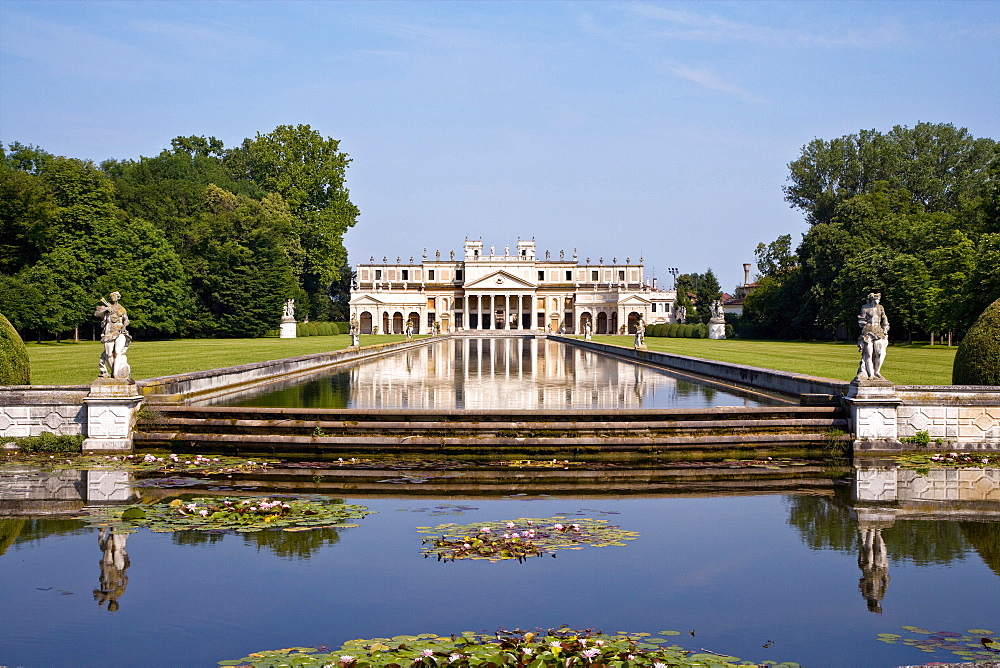 Villa Pisani, Stra, Brenta, Veneto, Italy