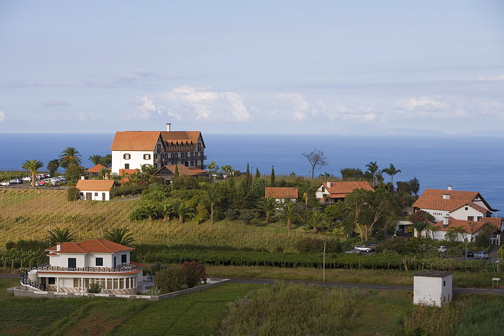 Quinta do Furao Hotel and Vineyard, Santana, Madeira, Portugal