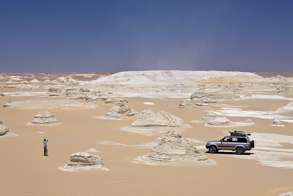 Jeep Tour in White Desert National Park, Egypt, Libyan Desert