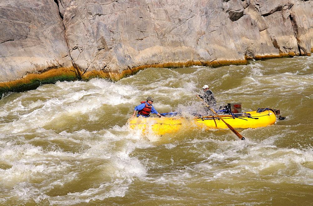 Rafting, Westwater, Colorado River, Moab, Utah, USA
