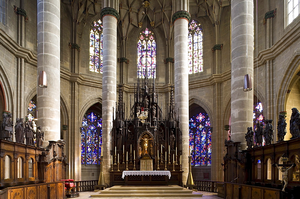 Heilig Kreuz MГјnster