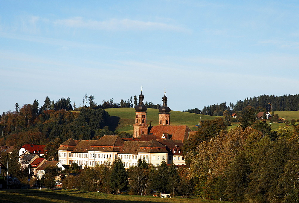 Abbey of Saint Peter in the Black Forest, St. Peter, Baden-Wurttemberg, Germany