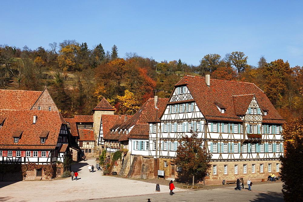 Maulbronn Abbey, Maulbronn, Baden-Wurttemberg, Germany
