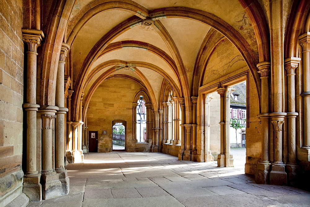 Cistercian monastery, Maulbronn, Baden-Wuerttemberg, Germany, Europe