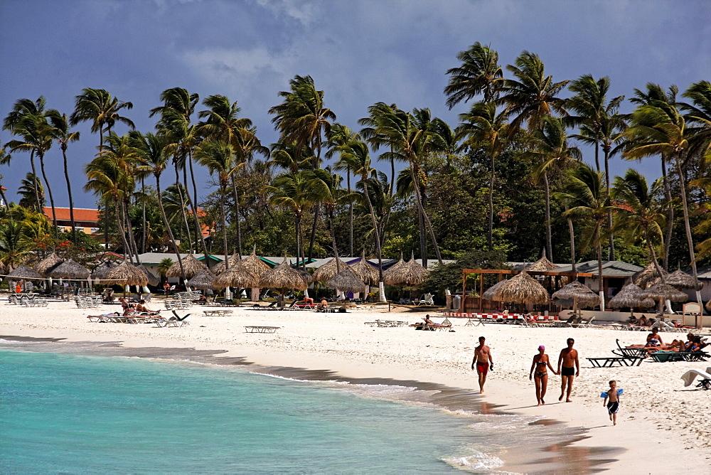 Aruba Netherlands Antilles Eagle beach