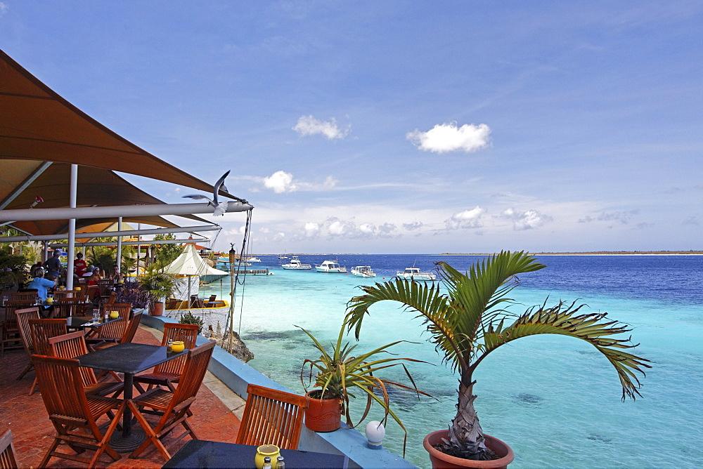West Indies, Bonaire, Captain Dons Habitat, diving Resort