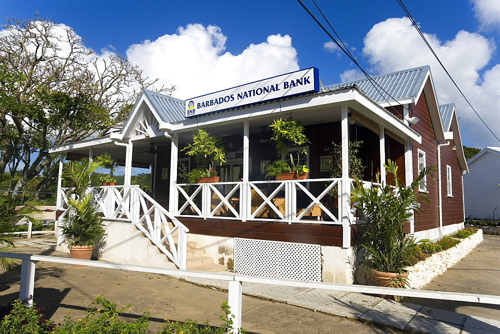 Bank, Holetown, Barbados, Caribbean