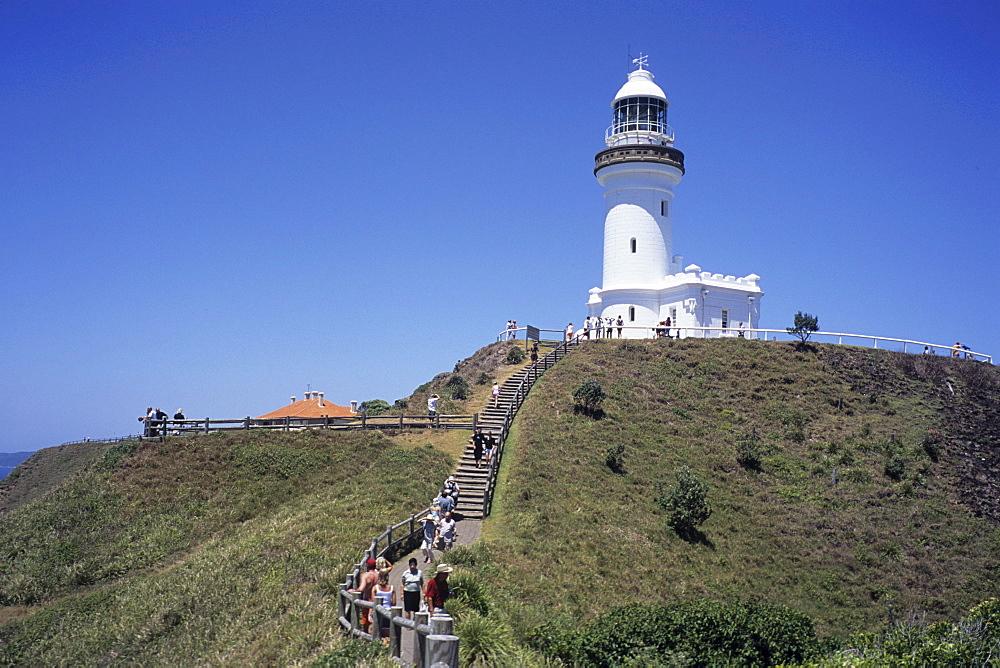 Cape Byron Lighthouse, Byron Bay, New South Wales, Australia