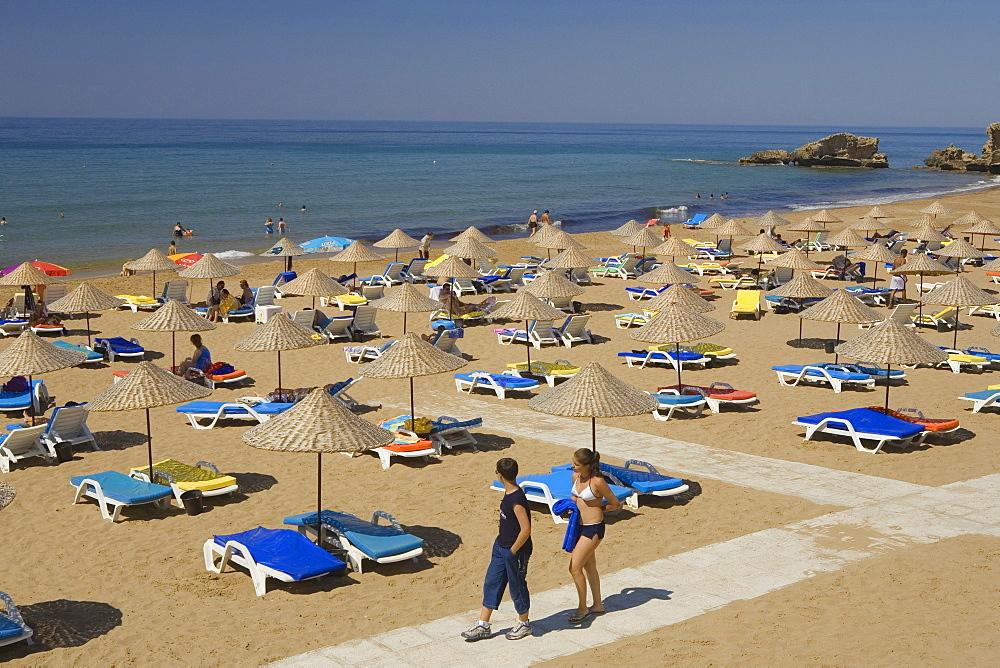 Acapulco Beach, Acapulco Beach Club and Resort Hotel, 10 km east of Kyrenia, Girne, Kyrenia, North Cyprus, Cyprus
