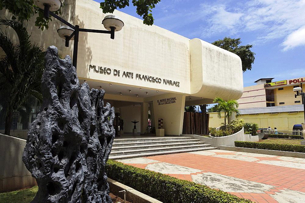 Museo de Arte Contemporáneo Francisco Narváez, Porlamar, Isla Margarita, Nueva Esparta, Venezuela