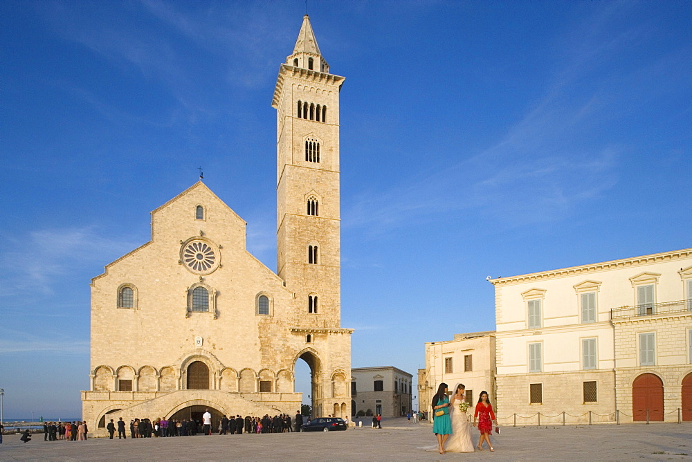Wedding at the Cathedral, Trani, Puglia, Italy