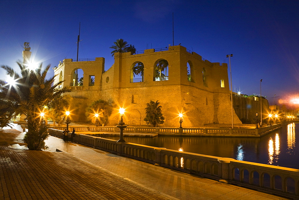 National Museum at Green Square, Tripoli, Libya, Africa