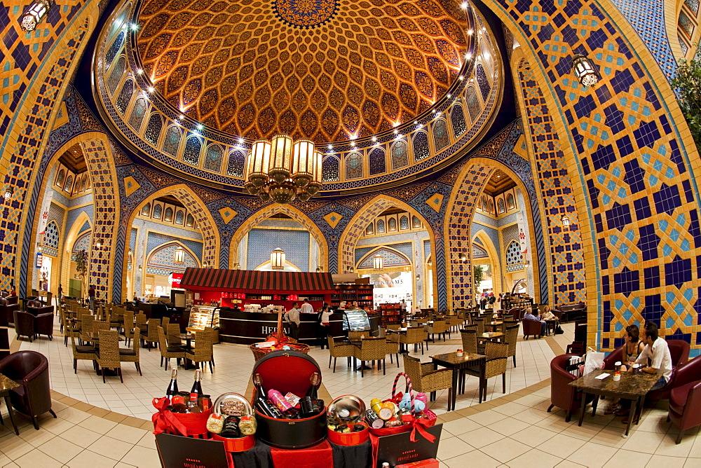 Hediard Cafe at Dubai Ibn Battuta Mall, Dubai, United Arab Eimirates
