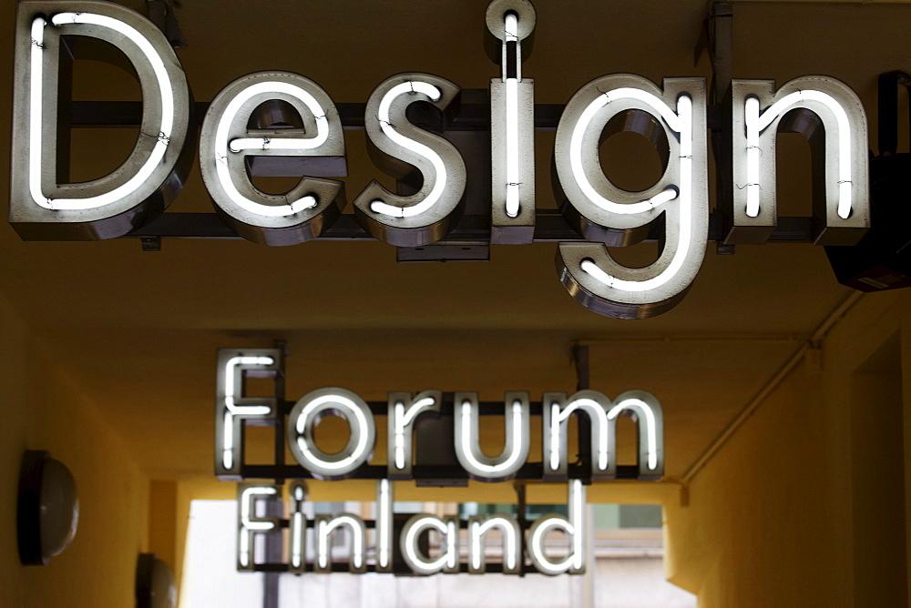 Design Forum Finland, Helsinki, Finland