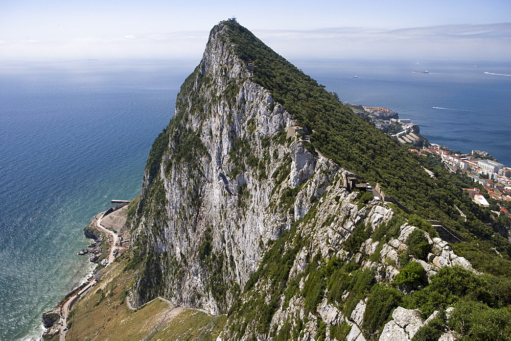 Rock of Gibraltar, Gibraltar, Europe