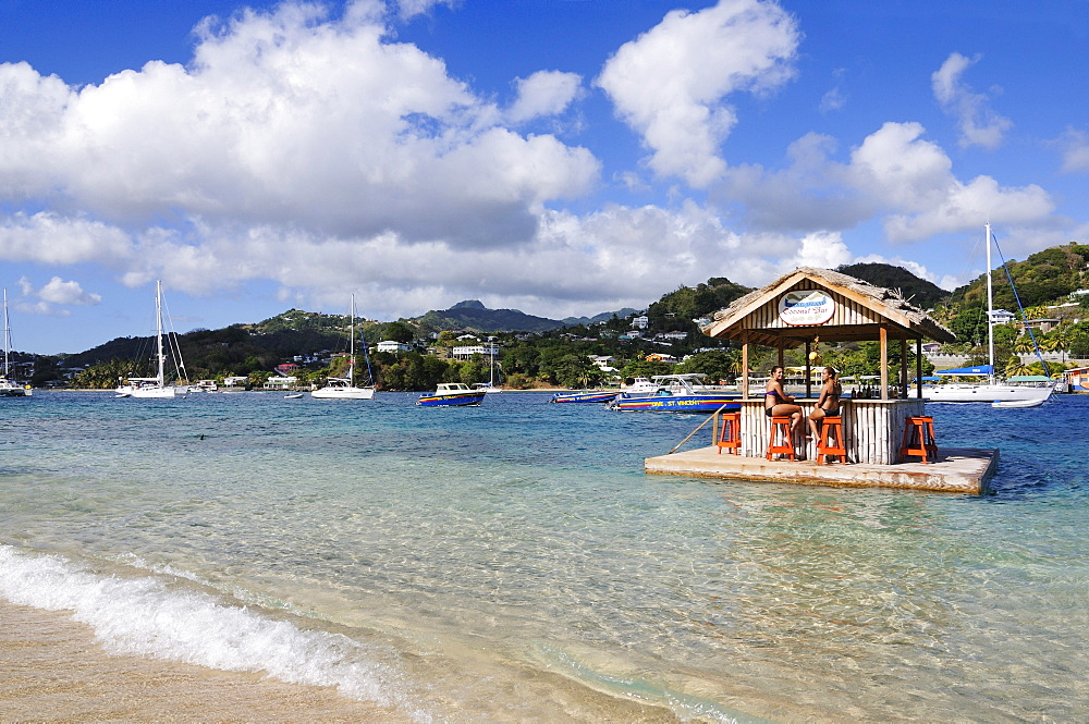 Young Island Resort, Saint Vincent, Caribbean
