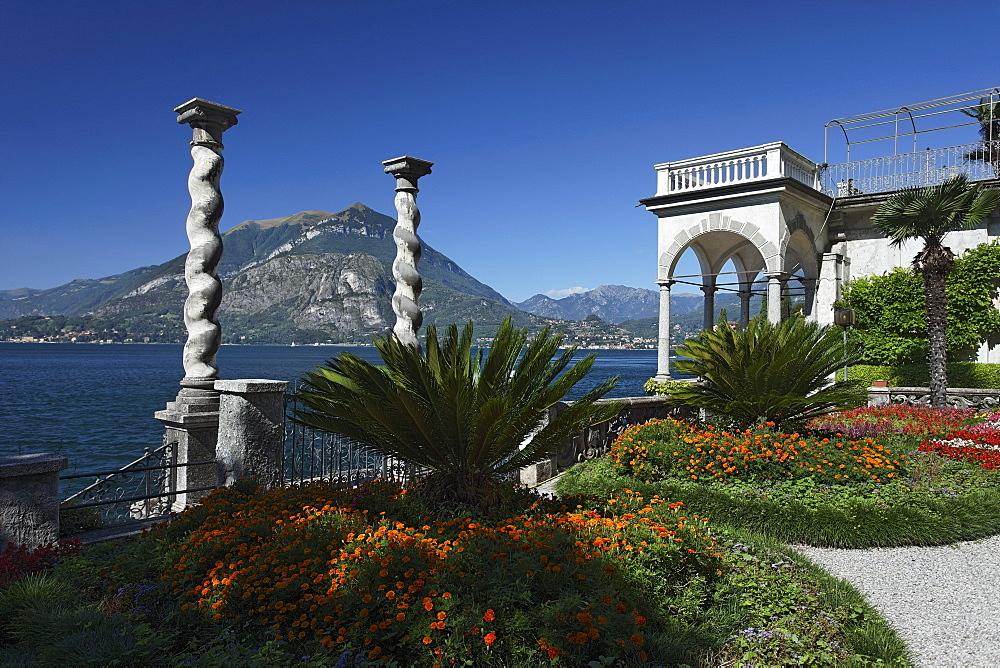 Park, Villa Cipressi, Varenna, Lake Como, Lombardy, Italy