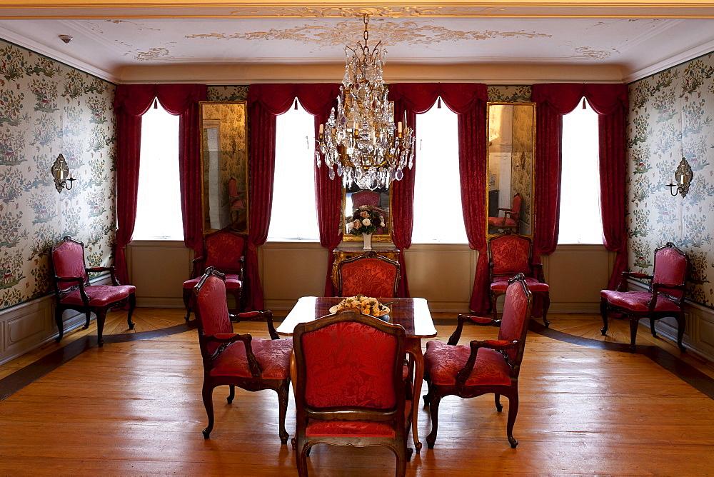 Frankfurter Goethe Haus, Peking, Frankfurt am Main, Hesse, Germany, Europe