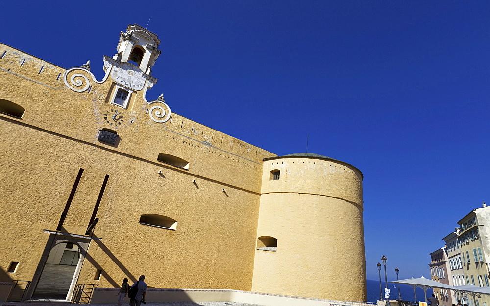 Governor's Palace, Citadelle, Bastia, Corsica, France