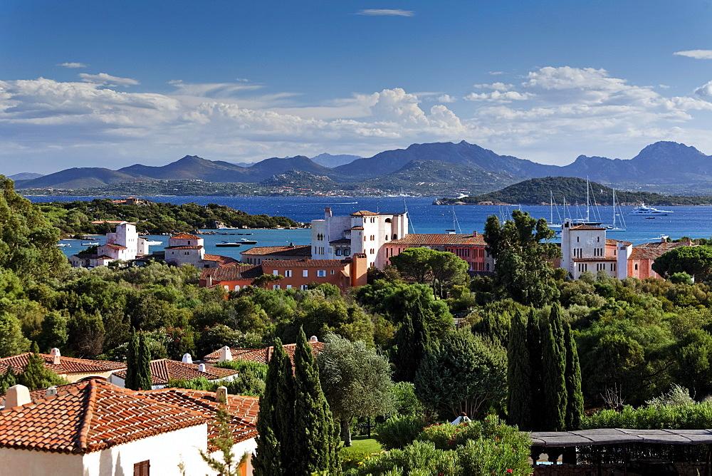 Hotel Cala di Volpe, Costa Smeralda, Sardinia, Italy