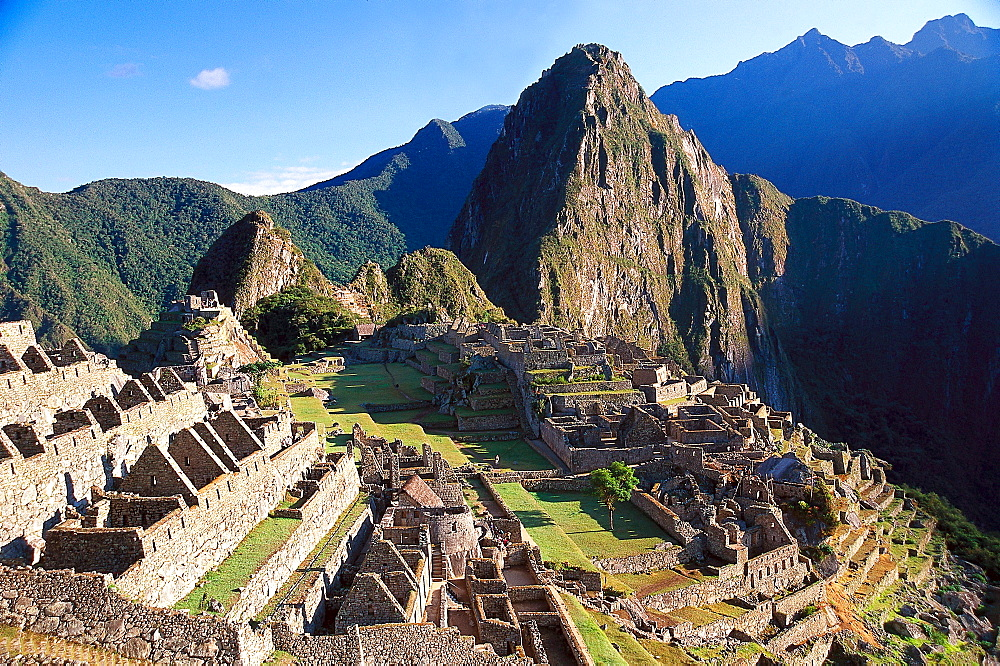 Ancient city Machu Picchu, Peru - 1113-51615