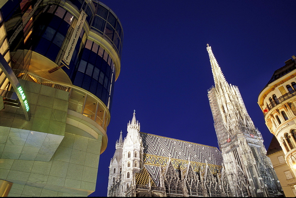 St. Stephen's Cathedral, Vienna, Austria Europe
