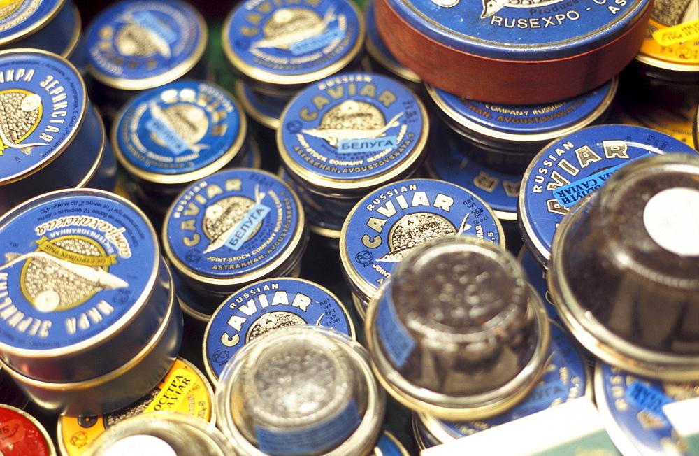 Caviar, Yelsseyewski magazine, St. Petersburg, Russia, Europe - 1113-59205