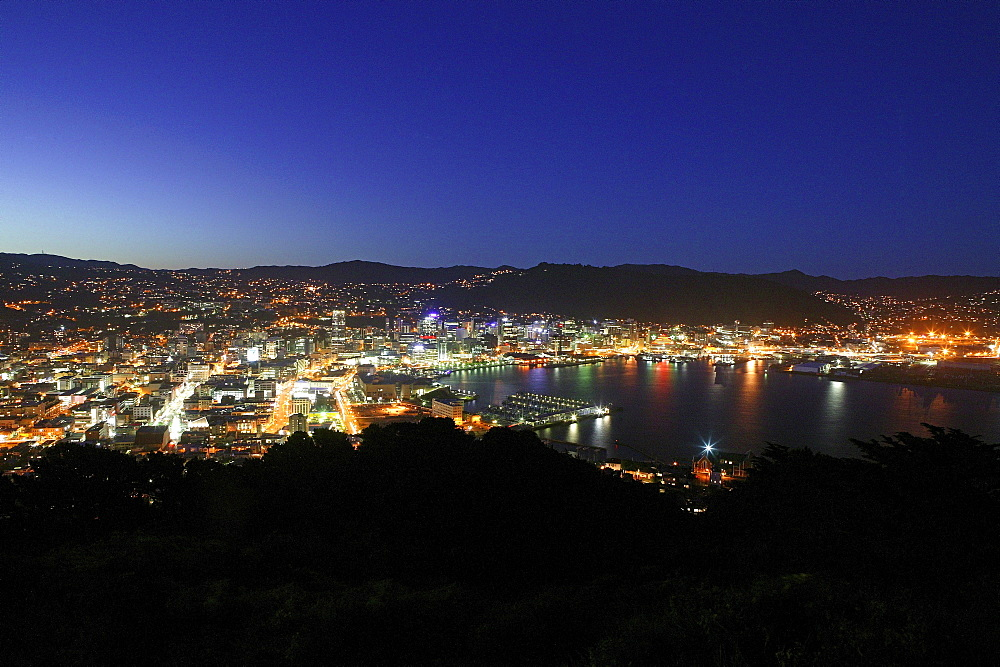 Mount Victoria, Wellington, capital, New Zealand