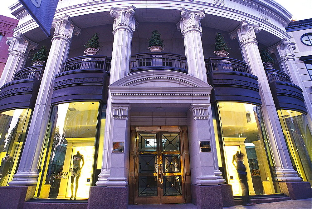 Boutique at Rodeo Drive, Shopping, Beverly Hills, Los Angeles, California, USA, America