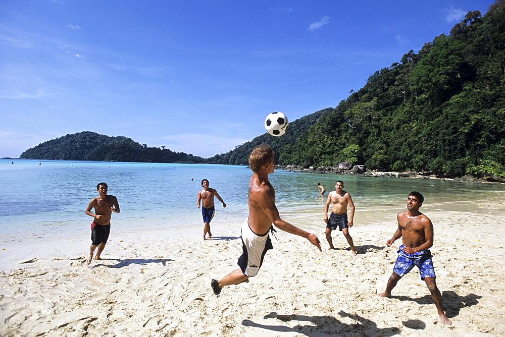 Beach Fun on Ko Butang, Ko Butang Island, Thailand - 1113-65494