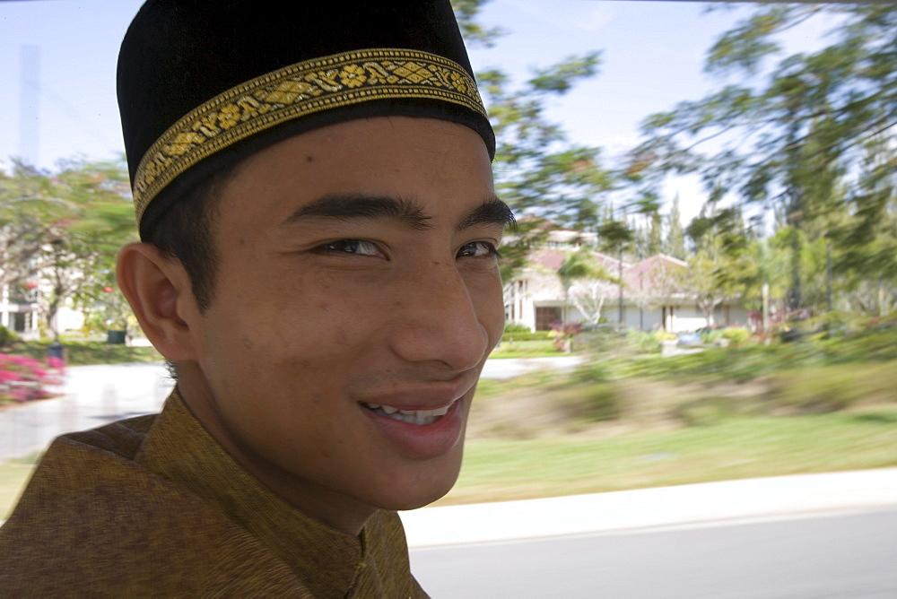 Empire Hotel Concierge, The Empire Hotel & Country Club, Darussalam, Brunei, Asia