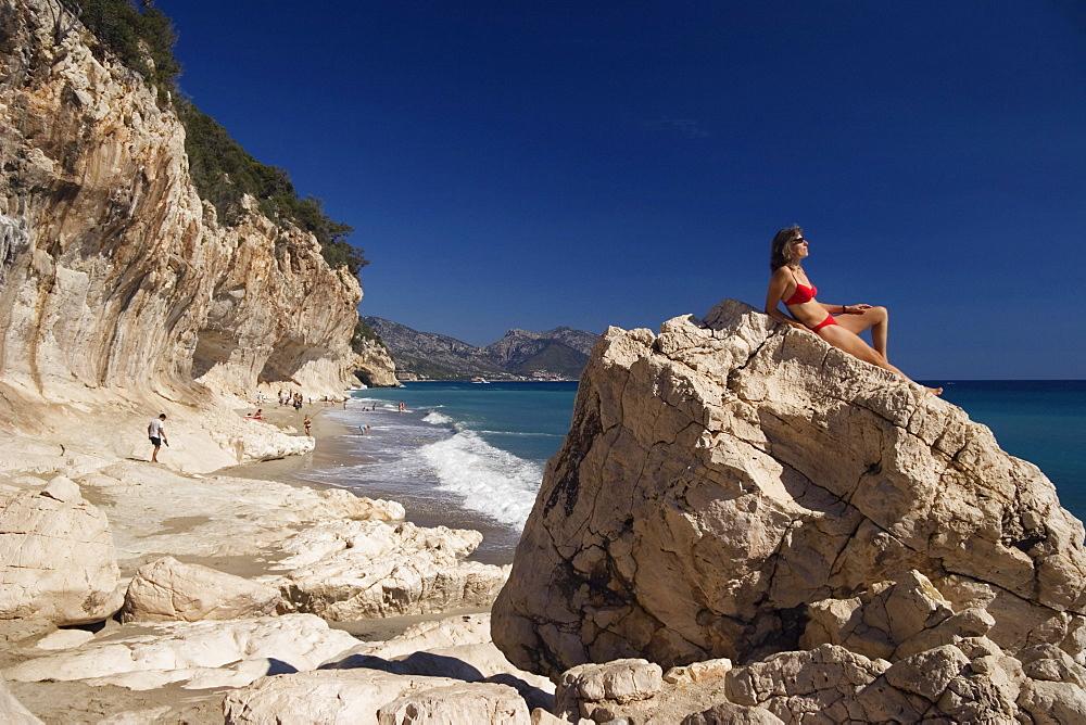 Cala di Luna Beach, Sardinia, Italy