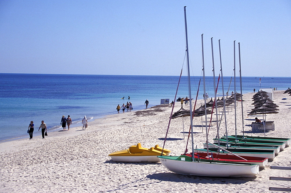 Beach, Port El Kantaoui, Tunis