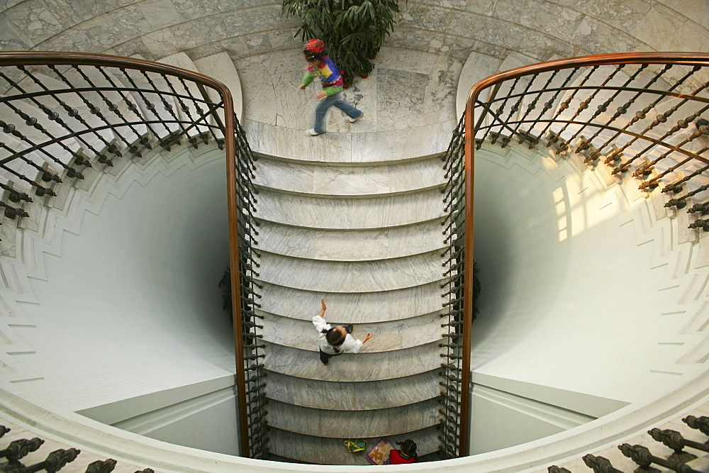 Marble Palace, Stairwell, Children's Palace, Shanghai
