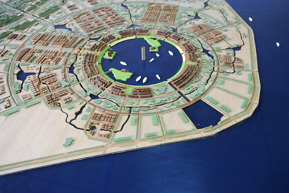 """Luchao Harbour city, """"Luchao Harbour City"""", 300, Luchao Lake, architects Gerkan, Marg + Partner, New City"""