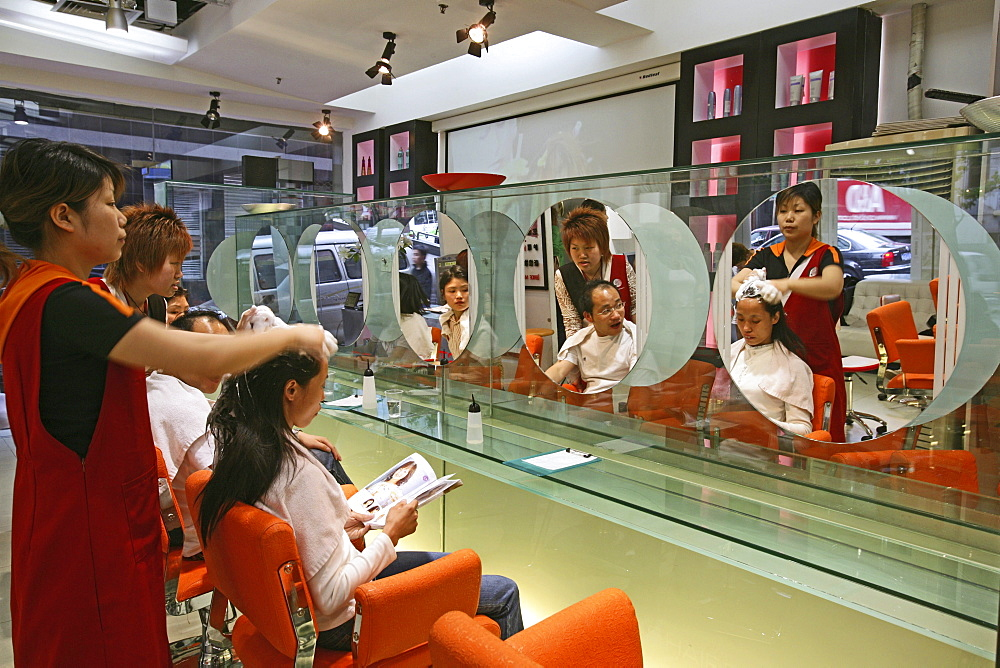 hair salon, Fuzhou Zhonglu, Starhairdo, chic, young, hair dresser - 1113-68093