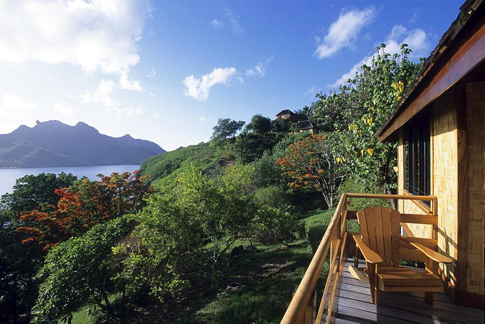Keikahanui Pearl Lodge, Taiohae, Nuku Hiva, Marquesas, French Polynesia